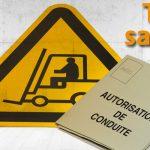 Autorisation de conduite ou CACES : comprendre la différence