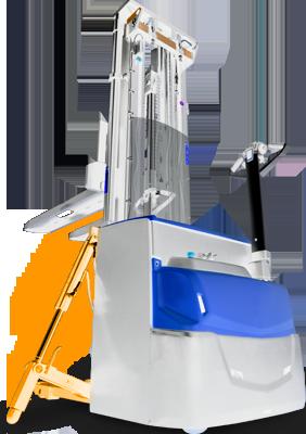 stabilisateur latéraux gerbeur électrique