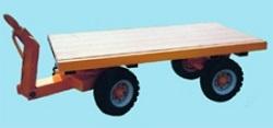 remorque charges lourdes - transport lourd