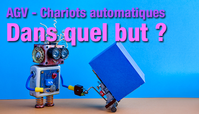 Chariots automatiques AGV